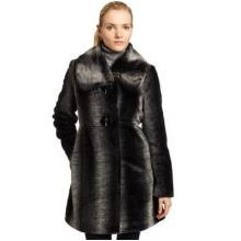 Weatherproof Women's Faux Fur Coat